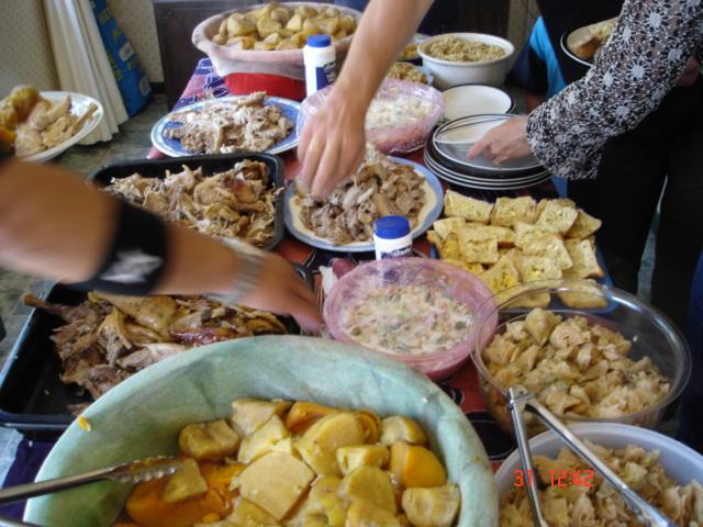 Hangi Food
